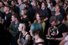 Einstürzende Neubauten, Concert, 27.06.15 at Haus der Kunst, photo Joerg Koopmann