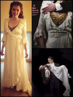 Christine Daae's Dress Gown
