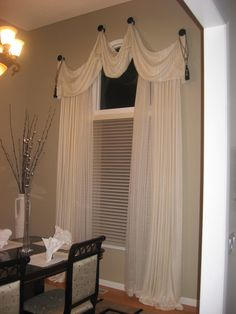 Luxury Curtain for High Window