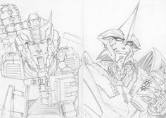 Twitter / markerguru: and even more penciled AA ...