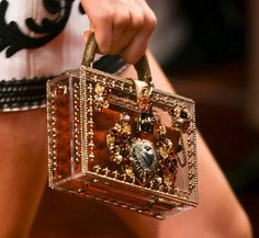 Dolce & Gabbana's Spain-Inspired Spring 2015 Bags Include Doll ...