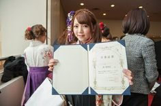 【ヴィーナスアカデミー】平成25年度ヴィーナスアカデミー卒業・修了式★