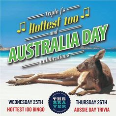 samesunhostelForget about Dry January and get yourselves down to the Beaver for Australia Day! #australiaday #triplej #granvillestreet #samesunnation