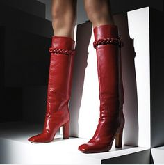 Valentino To Be Cool Patent Leather Boots Stiletto Pumps, Pumps Heels, Stilettos, Valentino Boots, Valentino Red, Heeled Boots, Shoe Boots, Women's Boots, High Boots