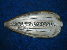 #harley 1940-46 Gas Tank Emblem Knucklehead Flathead 45 UL Original Harley ?????? please retweet