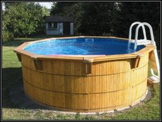 Above Ground Swimming Pools Installation