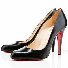 PIGALLE PATENT, epi d\u0026#39;or, Patent, Women Shoes, Louboutin ...