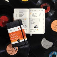 モレスキン   パッション コレクション PHMS3AJP 406463 ミュージック ジャーナル