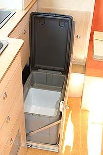 5. Küchenblock fürs Wohnmobil