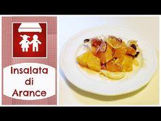 Insalata di Arance ,Vegan Recipe/Ricetta Vegana (Contorni) 2C+K - YouTube