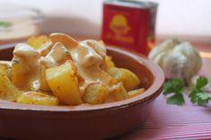 Patatas Bravas de Pimentón. Cocinando con las chachas Blog.