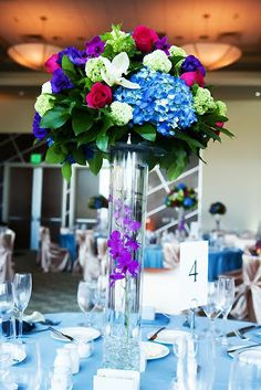 Bernardo's Flowers Inc.: Wedding Centerpiece Ideas