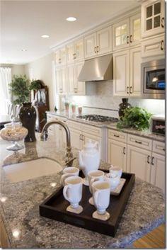 Greys in Kitchen Pallette