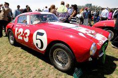 Ferrari 250 MM Pininfarina Berlinetta Carrera Panamericana 1953 1