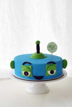 Robo-Cake