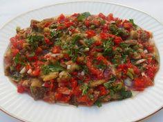 Women Seeking Women babagannus-salad-abugannus-adana-gaziantep-hatay/ the difference. Soup Recipes, Salad Recipes, Turkish Salad, No Gluten Diet, Turkish Recipes, Ethnic Recipes, Bulgur Salad, Kebab, Appetizer Salads