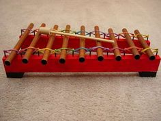 Pipe Glockenspiel How to make a copper pipe glockenspiel. Would be a great homemade toy gift.How to make a copper pipe glockenspiel. Would be a great homemade toy gift. Music For Kids, Diy For Kids, Instrument Craft, Homemade Musical Instruments, Music Instruments, Make Your Own, Make It Yourself, Preschool Music, Music Crafts
