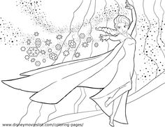 disney frozen coloring pages sheet free disney printable frozen - Printable Coloring Pages Frozen