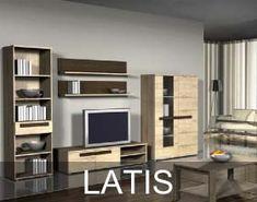 olekcja Latis to piękne meble, które zadowolą miłośników nowoczesności i funkcjonalności. Modna, jasna okleina Dąb Sonoma, która została użyta do ich produkcji to jeden z modniejszych aktualnie dekorów. Flat Screen, Furniture, Home Decor, Blood Plasma, Decoration Home, Room Decor, Flatscreen, Home Furnishings, Home Interior Design