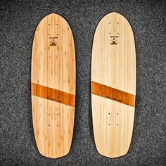 Natural Log Skateboards | Roots | Handcrafted bamboo mini cruiser from San Diego, California