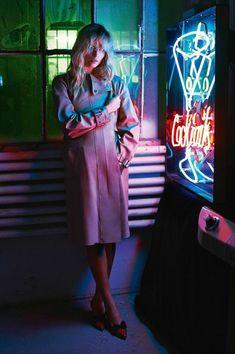 Natasha Poly Mario Sorrenti7 730x1098 Natasha Poly for Vogue Paris March 2014 by Mario Sorrenti