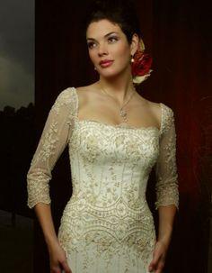 Casablanca Wedding Dresses - Style 1874