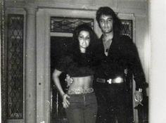 Elvis & Priscilla at Graceland