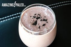 Cocoa Recovery Paleo Smoothie