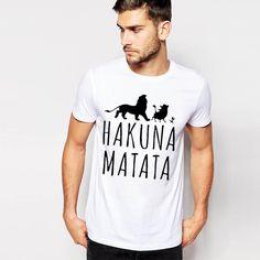 Hakuna Matata - Men T-Shirt – The Real Nomad  www.therealnomad.com