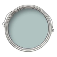 Find Dulux Once Mint Macaroon - Matt Emulsion Paint - at Homebase. Visit your local store for the widest range of paint & decorating products. Duck Egg Blue Paint, Duck Egg Blue Kitchen, Duck Egg Blue Dulux, Duck Egg Blue Decor, Farrow Ball, Duck Egg Blue Bedroom, Duck Egg Blue Living Room, Yurts, Pintura