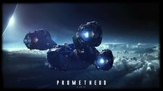 """Prometheus"" wallpaper"
