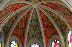 Cathedral ceiling | by Shropshire Bogtrotter