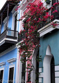 Puerto Rico Es... ¡El Viejo San Juan!   https://www.facebook.com/portoricoes https://twitter.com/PuertoRicoEs1