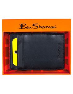 Myer - Ben Sherman Magic Wallet $39.95