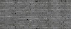 Mur en parpaings - Poster digital Architects Paper #trompeloeil #industrial #poster http://www.papierspeintsdirect.com/posters/themes-trompe-l-oeil.html