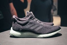 adidas Unveils Futurecraft 4D, Featuring a Midsole Crafted With Light & Oxygen
