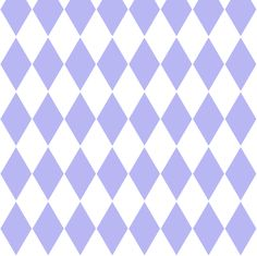 Harlequin Diamonds ~ Regency and White fabric by peacoquettedesigns on Spoonflower - custom fabric