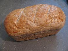 Pseudo Mennonite: Winnipeg Rye Bread