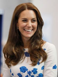 The actress said Kate is 'a really interesting woman'