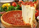 Giordano's best Chicago style pizza I've had