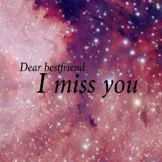 I miss you so much!!! i just got back like 2 days ago.... when are you coming back!!??!! call me <3
