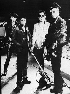The Clash, 1978.