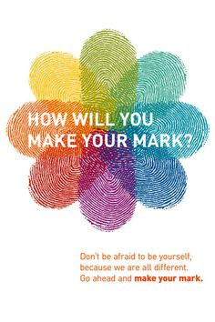 Make A Mark : Ideas, Mark,, Marks,