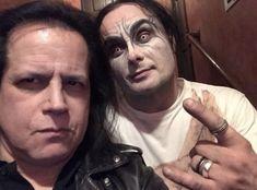Dani Filth, Danzig Misfits, Glenn Danzig, Cradle Of Filth, Dark Photography, Samhain, The Man, Instagram, Bands
