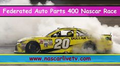 Federated Auto Parts 400 Nascar Race Live  Click Here >>> http://www.nascarlivetv.com/  Live Nascar Sprint cup Series Federated Auto Parts 400 Online Streaming in HD, Watch this big Race live. The Race will be begin Saturday, Sep 10, 2016, 07:43 PM ET, Live Federated Auto Parts 400 is going to takes place at Richmond International Raceway - Richmond, VA.  Click Here >>> http://www.nascarlivetv.com/