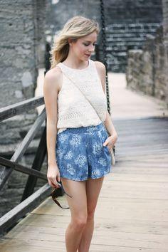 Crochet & Chambray | A Daydream Love