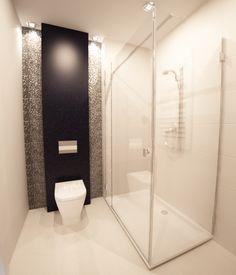 Guest Bathroom in Czeszów, Poland by Magdalena Szulc at Coroflot.com