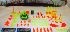 Lego space theme mars paper craft embellishment beads buttons kids room decor  http://m.ebay.com/sch/ilovelamp3689/m.html?isRefine=true
