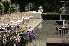 The gardens set for the wedding ceremony. Paul Kelly, Irish Wedding, Photography Services, High Quality Images, Big Day, Wedding Ceremony, Ireland, Gardens, Wedding Photography