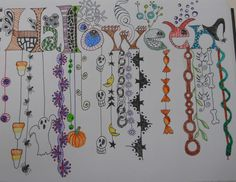 doodle dangles - Google Search